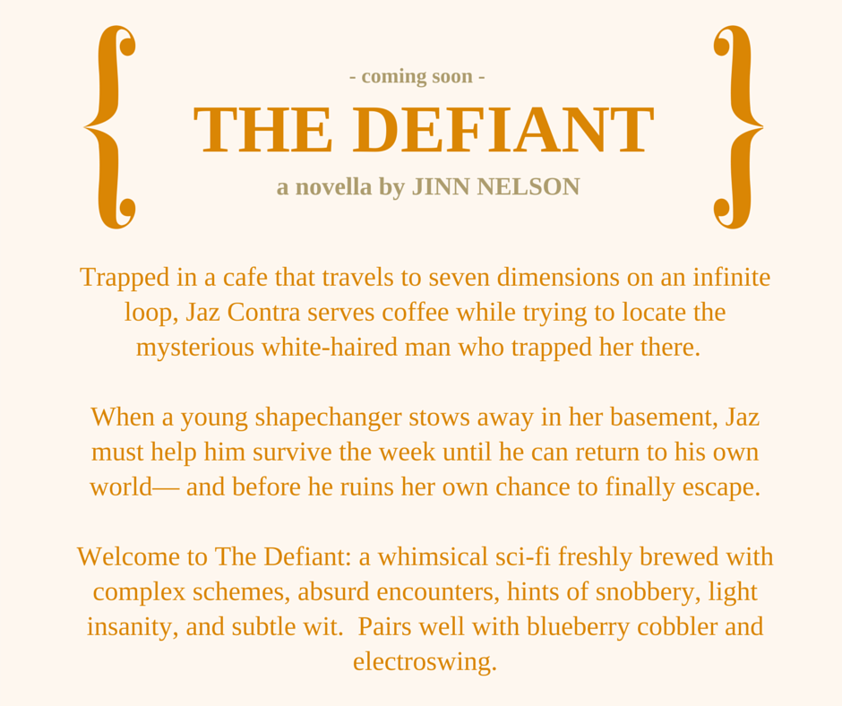 Defiant back cover